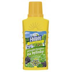Tekuté Hoštické hnojivo na BYLINKY, Forestina, balení 200 ml