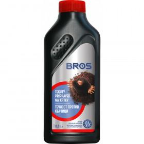 Tekutý odpuzovač KRTKŮ, Bros, balení 500 ml