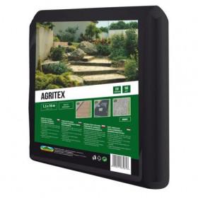 Tkaná textilie mulčovací, Nohel Garden ARGITEX, rozměr 1.5 x 10 m, černá