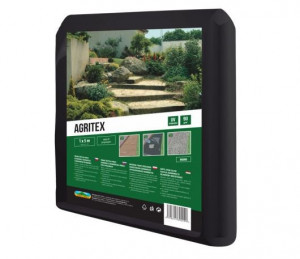 Tkaná textilie mulčovací, Nohel Garden ARGITEX, rozměr 1 x 5 m, černá