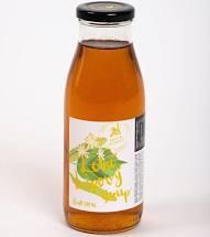 Tradiční bylinný sirup, Hradecké delikatesy Letní lipový, 500 ml