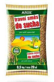 Travní směs do sucha EKO, balení 0,5 kg