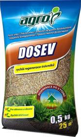 Travní směs Dosev, AGRO, balení 0.5 kg