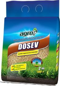 Travní směs Dosev, AGRO, balení 2 kg