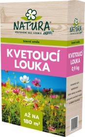 Travní směs Kvetoucí louka, NATURA, balení 0.9 kg