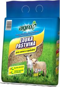 Travní směs Louka a pastvina, AGRO, balení 2 kg
