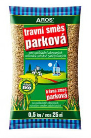 Travní směs parková EKO, balení 0.5 kg