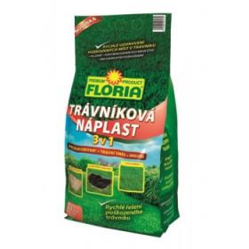 Trávníková náplast 3v1, Floria, balení 1 kg
