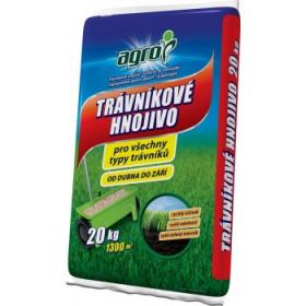 Trávníkové hnojivo Agro, balení 20 kg
