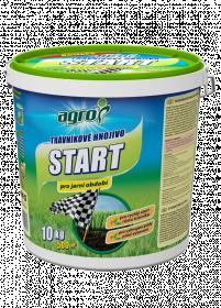 Trávníkové hnojivo Agro Start, balení 10 kg