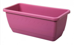 Truhlík INIS 80 - matný, růžový