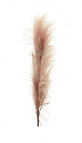 Umělá tráva pampová, mauve, výška 160 cm
