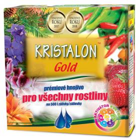 Univerzální hnojivo Agro Kristalon GOLD, balení 0.5 kg