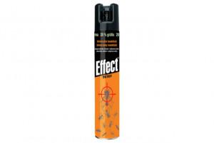 Univerzální likvidátor hmyzu, Unichem EFFECT, sprej, balení 400 ml