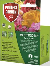 Univerzální ochrana proti škůdcům a chorobám, Bayer Garden MULTIROSE, balení 50 ml