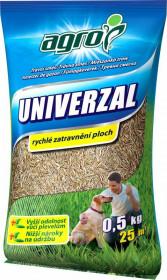Univerzální travní směs, AGRO, balení 0.5 kg