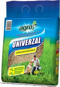 Univerzální travní směs, AGRO, balení 2 kg