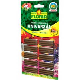 Univerzální tyčinkové hnojivo Floria, balení 30 ks