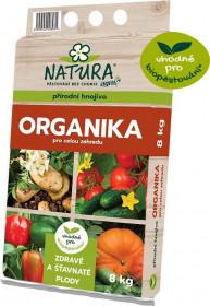 Univerzální zahradnické hnojivo Natura ORGANIKA, balení 8 kg