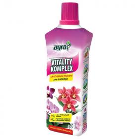 Urychlovač hnojení pro ORCHIDEJE, Agro Vitality Komplex, balení 500 ml