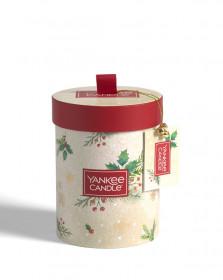 Vánoční dárková sada, Aromatická svíčka Yankee Candle 1 ks, Unwrap, hoření až 75 hod