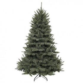 Vánoční umělý stromek, zelenomodrý, výška 260cm
