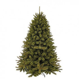 Vánoční umělý stromek, zelený, výška 155cm
