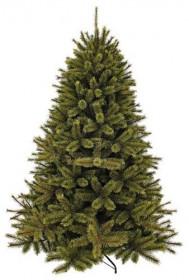 Vánoční umělý stromek, zelený, výška 230cm