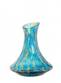 Váza SNOVAA  Arts Limited edition, modrá