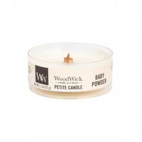 WW PETITE svíčka Baby Powder