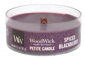 WW PETITE svíčka Spiced Blackberry