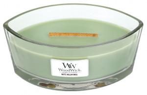 WW svíčka loď White Willow Moss