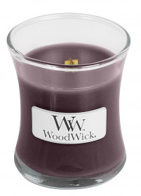 WW svíčka sklo1 Black Plum Cognac