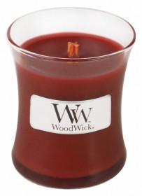 WW svíčka sklo1 Redwood