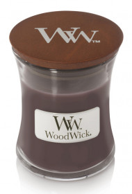 WW svíčka sklo1 Sueded Sandalwood