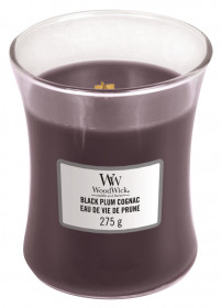 WW svíčka sklo2 Black Plum Cognac