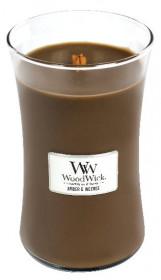 WW svíčka sklo3 Amber & Incense