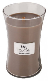 WW svíčka sklo3 Sand & Driftwood