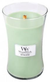 WW svíčka sklo3 White Willow Moss