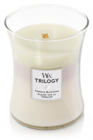 WW TRILOGY svíčka sklo2 Terrace Blossoms