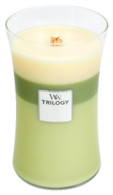 WW TRILOGY svíčka sklo3 Garden Oasis