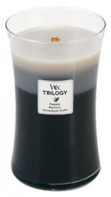 WW TRILOGY svíčka sklo3 Warm Woods