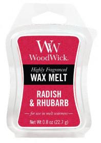 WW vosk Radish and Rhubarb