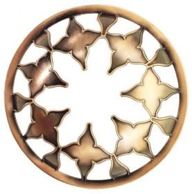 Yankee Candle prstenec na svíčku Moroccan Copper