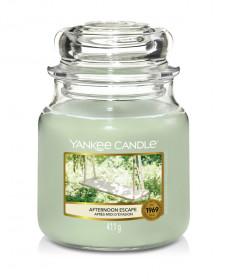 Yankee Candle svíčka classic střední Afternoon Escape