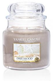 Yankee Candle svíčka classic střední Driftwood