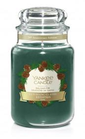Yankee Candle svíčka classic velká Balsam Fir