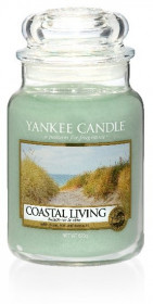 Yankee Candle svíčka classic velká Coastal Living