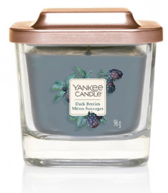 Yankee Candle svíčka Elevation malá Dark Berries