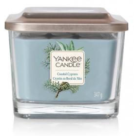 Yankee Candle svíčka Elevation střední Coastal Cypress